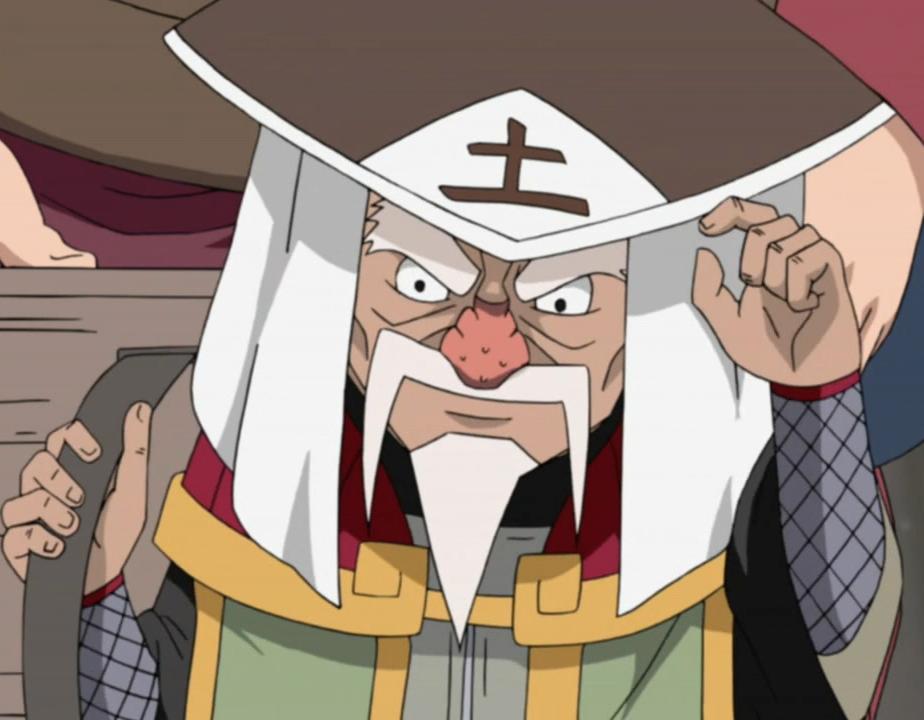Onoki Terceiro Tsuchikage ~ Tudo Sobre Naruto