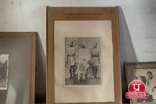 Childhood photo of Raja Bhaiya Bhadari Kunda