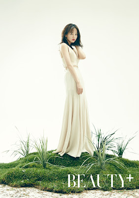Yoon Seung Ah Beauty Plus February 2016