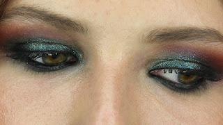 Galaxy Smokey Eyes