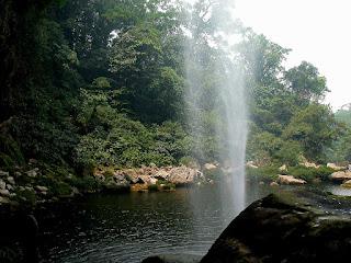 cascade de Misol Ha