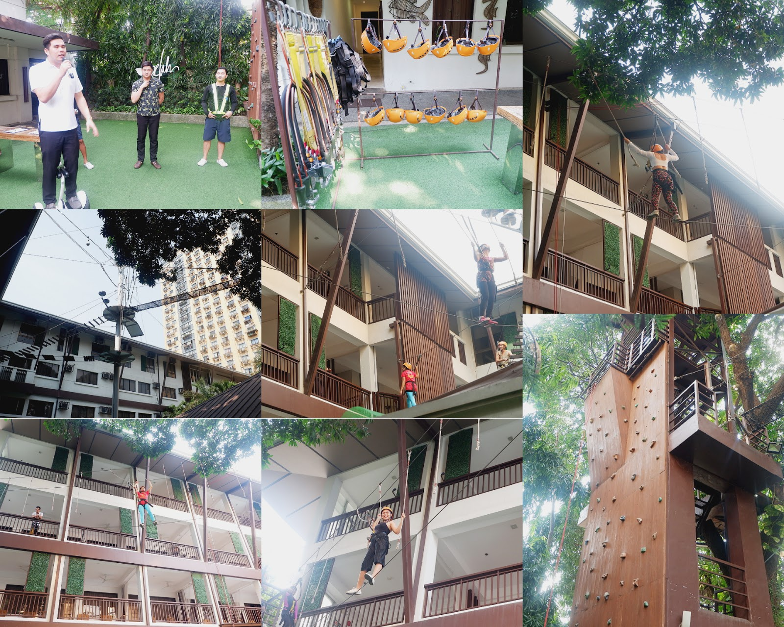 fun group activities at selah garden hotel