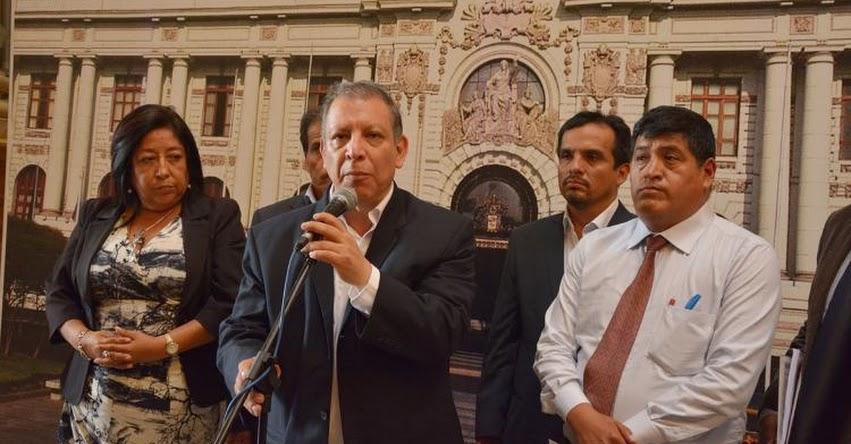Presentarán nueva moción de vacancia presidencial contra PPK, informaron Congresistas de Frente Amplio