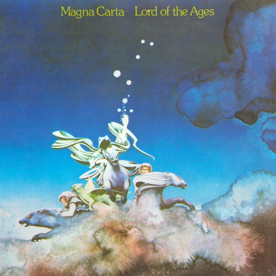 Album Cover Gallery: Roger Dean Selected Album Covers Part ...