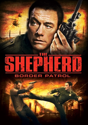 Poster of The Shepherd 2008 HDRip 480p 300MB Dual Audio Watch Online Free Download Worldfree4u