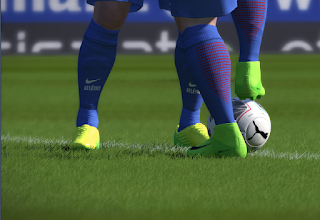 Real Turf Update Stadium PES2017