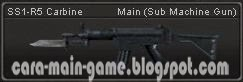 Senjata Point Blank SS1-R5 Carbine