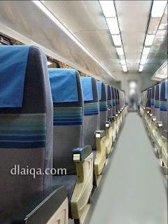 interior gerbong superior class