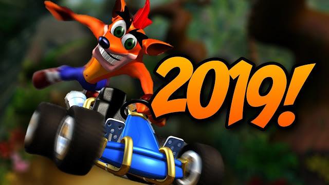 بهذه الطريقة تم التلميح لموعد إصدار ريميك Crash Team Racing و المزيد من التفاصيل ..