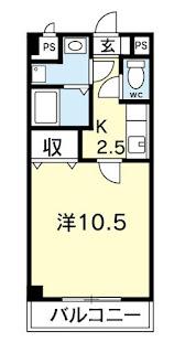 徳島 シティ・ハウジング 賃貸 マンション 田宮 一人暮らし マリベール 部屋探し 徳島市
