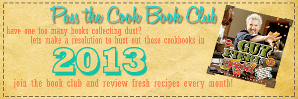 pass the cookbook club