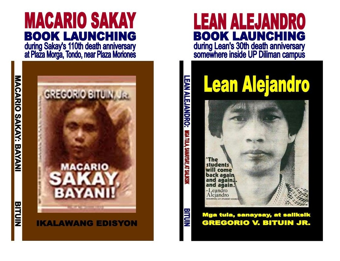 macario sakay Macario sakay's wiki: macario sakay y de león (c 1870/8 – september 13, 1907) was a filipino general who took part in the 1896 philippine revolution against the spanish empire and in the philippine-american war.