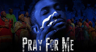 solfa notation of pray for me by dare art alade