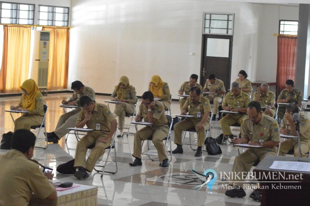 Bakal Daftar Calon Sekda, Tujuh Pejabat Kebumen Cek Kesehatan di RSUD Dr Soedirman