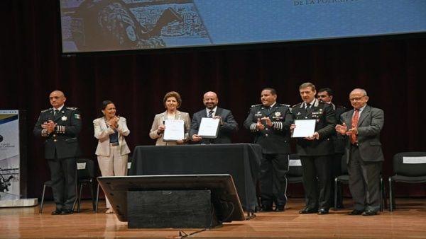 México crea cuerpo de seguridad para el patrimonio cultural