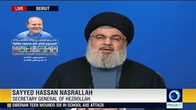 Nasrallah : Hezbollah among most effective forces fighting terror in Mideast