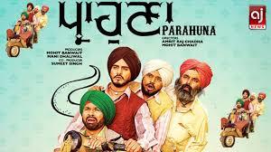 Parahuna Movie Download (jijaji) HD Punjabi Full Movie | NEW