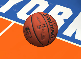 NBA 2K14 Spalding Ball Mod with HD Texture