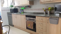 piso en venta calle rio-adra castellon cocina