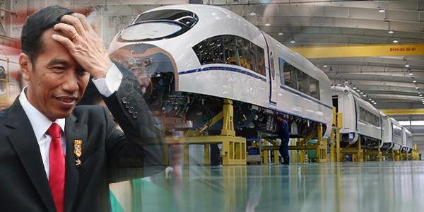 Nah lho! Cina Ternyata Belum Juga Kucurkan Dana Untuk Proyek Kereta Cepat, Indonesia Kena Tipu?