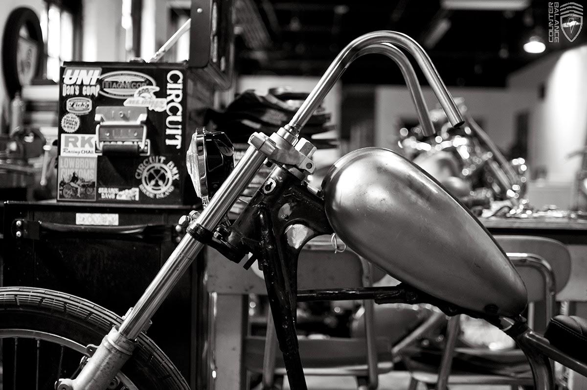 1978 Triumph Bonneville 750 Bobber