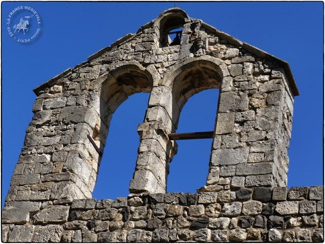 ROCHEMAURE (07) - Chapelle Notre-Dame des Anges