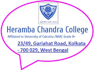 Heramba Chandra College