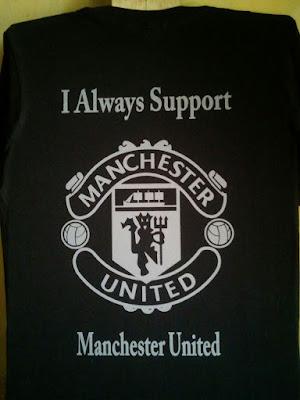 Jual Kaos  Manchester United