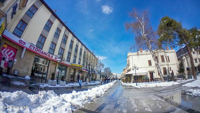 Shirok Sokak, Bitola, Macedonia