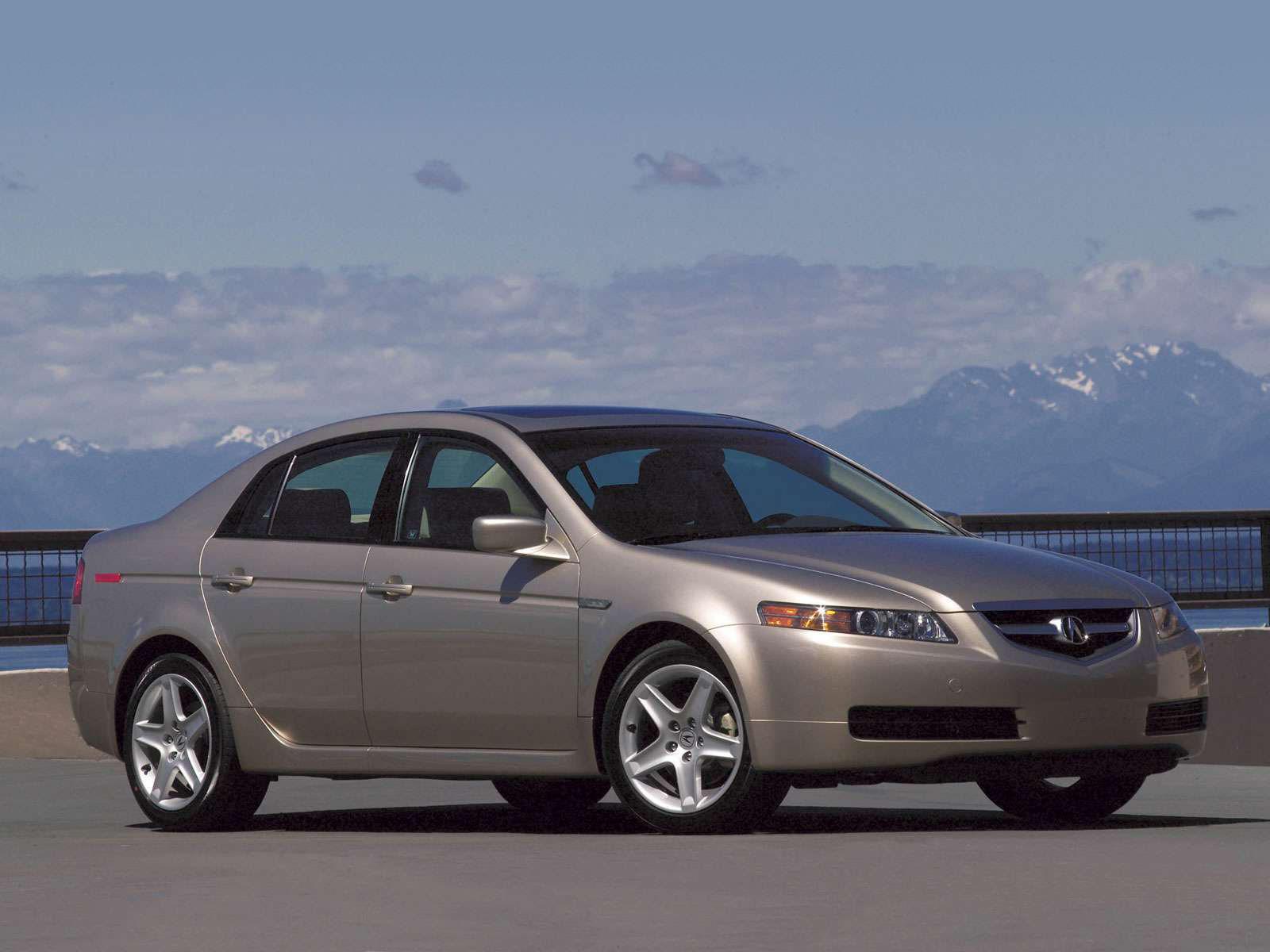2005 Acura TL Car Insurance