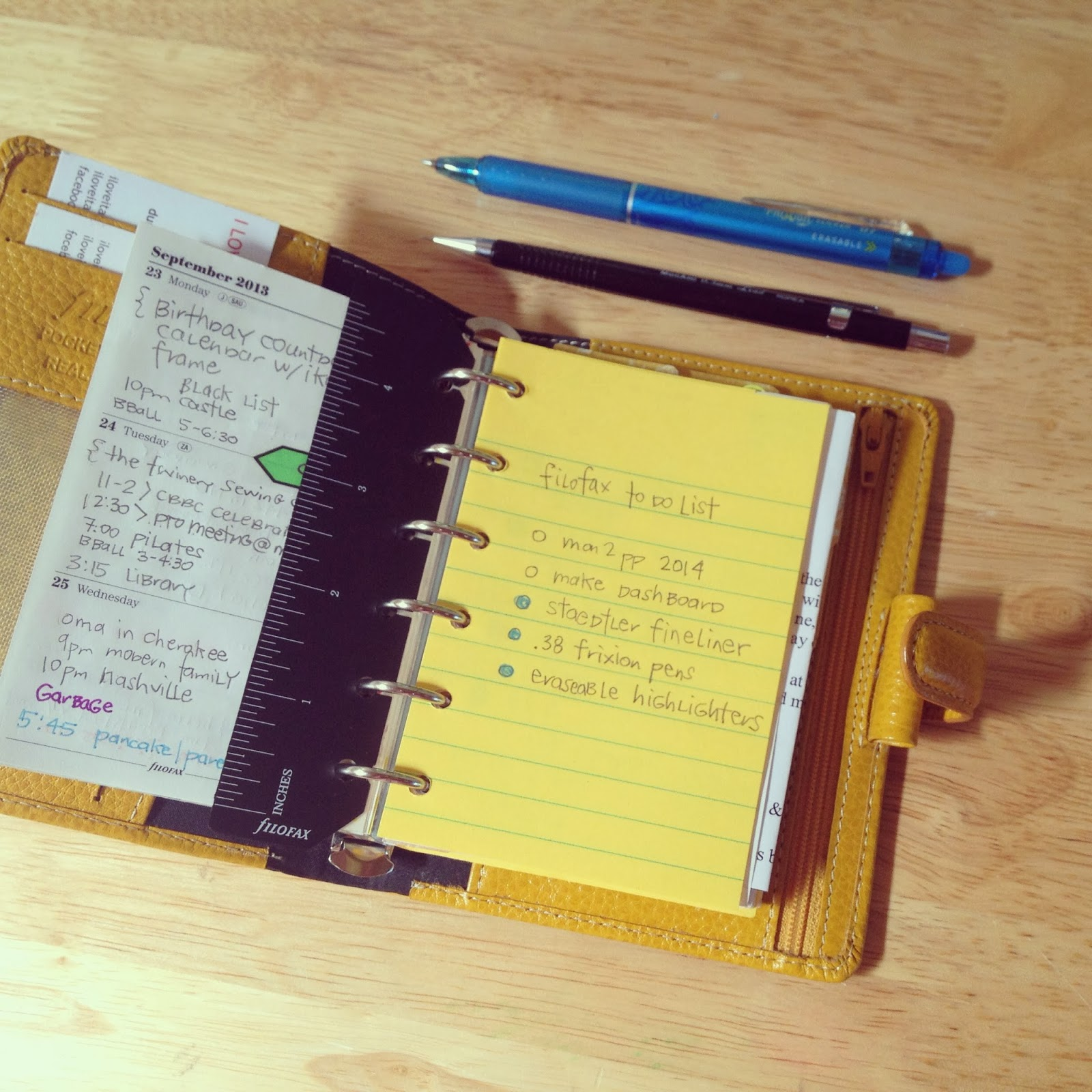 Filofax Finsbury + Planner Addicts Photo Challenge | iloveitallwithmonikawright.com