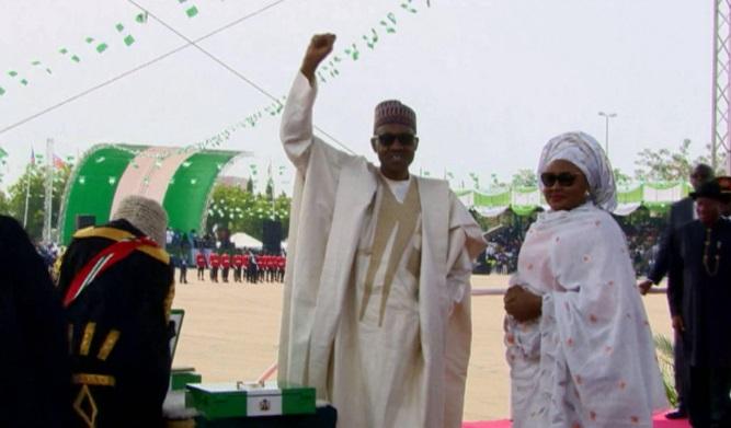 Nigeria's Buhari set to meet Trump in Washington