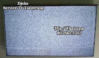 service tv panasonic tangerang