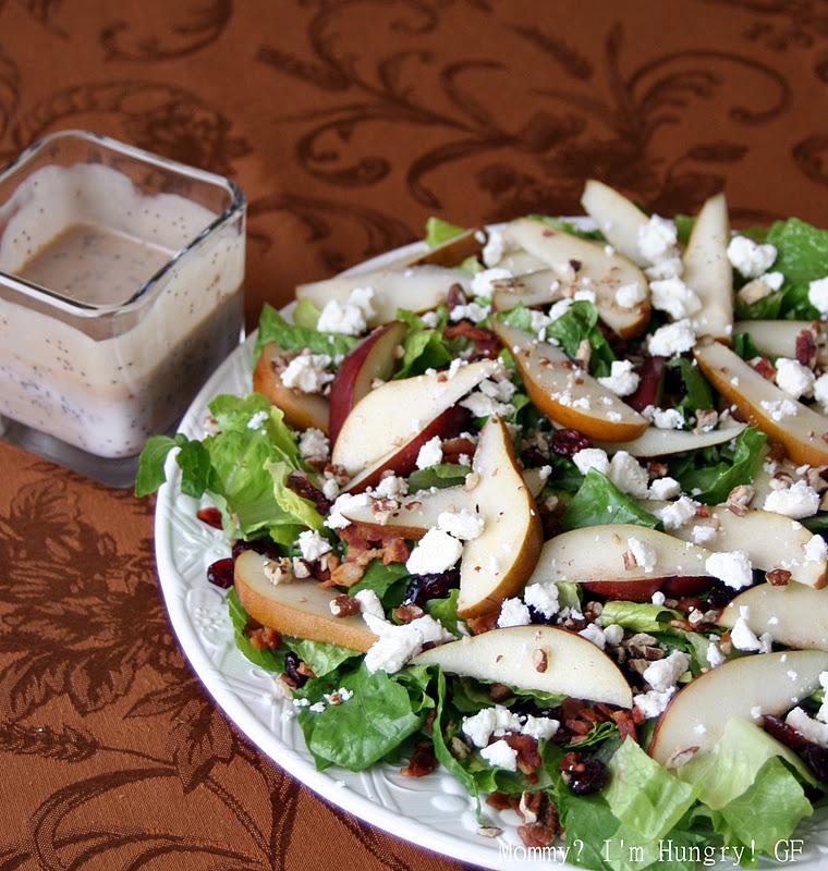 MIH Recipe Blog: Autumn Salad {Gluten Free}