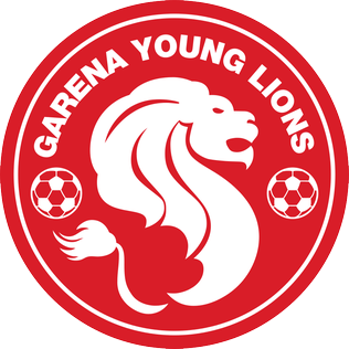 Recent List of Young Lions FC Jersey Number Players 2017 Squad