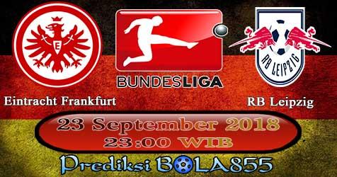 Prediksi Bola855 Eintracht Frankfurt vs RB Leipzig 23 September 2018
