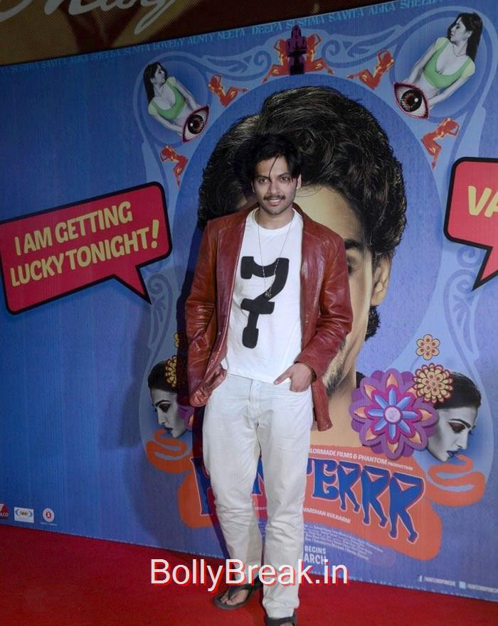 Ali Fazal, Ragini Khanna, Radhika Apte Hunterr Movie Premiere Pics