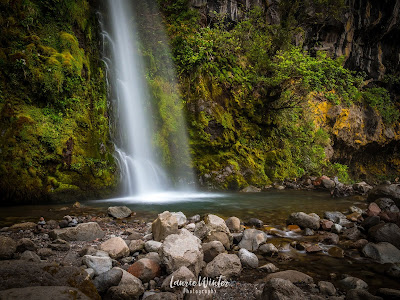 New Zealand, NZ, Taranaki, Mt Taranaki, New Plymouth, Stratford, Dawson Falls, Waterfall