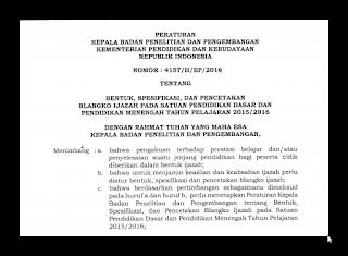 Download Pedoman Penulisan Ijazah Dari Kemdikbud Terbaru 2016