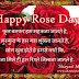 Loving Rose Day Shayari, Whatsapp Status in Hindi with Wallpaper