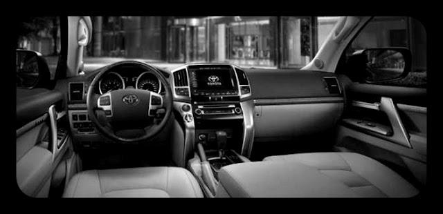 Toyota Land Cruiser Engine
