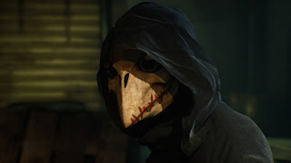 The Quiet Man Xbox 360 Wallpaper