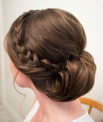 Elegance and Graceful Hairstyles