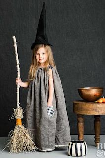 Déguisement Halloween sorcière facile blog www.unjourmonprinceviendra26.com