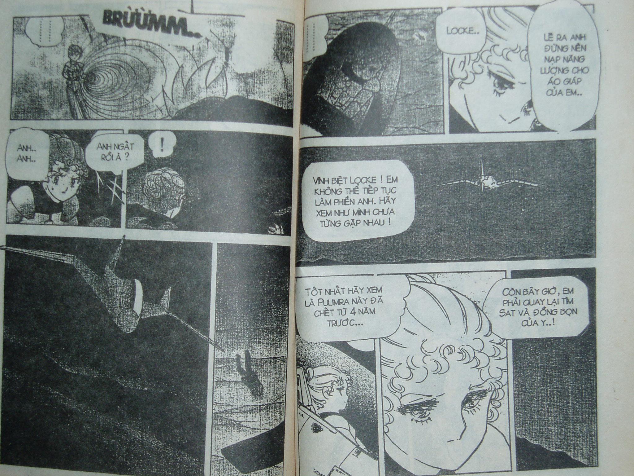 Siêu nhân Locke vol 16 trang 60