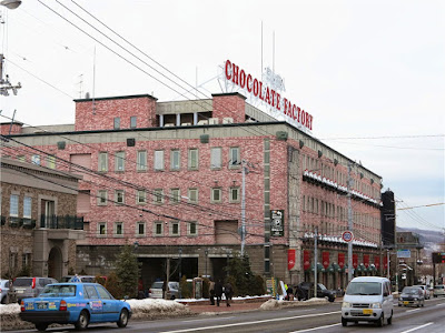 Ishiya Chocolate Factory Japan