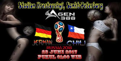 JUDI BOLA DAN CASINO ONLINE - PREDIKSI PERTANDINGAN FINAL PIALA KONFEDERASI 2017 CHILI VS JERMAN 03 JULI 2017