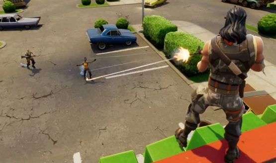 Fortnite no estará en el Google Play Store!