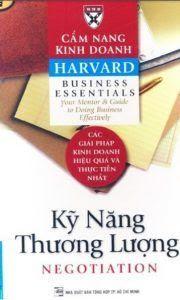Cẩm Nang Kinh Doanh Harvard: Kỹ Năng Thương Lượng - Harvard Business