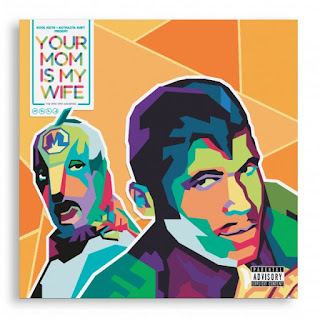 Kool Keith & Kutmasta Kurt - Your Mom Is My Wife (2016) - Album Download, Itunes Cover, Official Cover, Album CD Cover Art, Tracklist